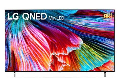 """LG首款迷你LED电视""""LG QNED""""6月上市"""