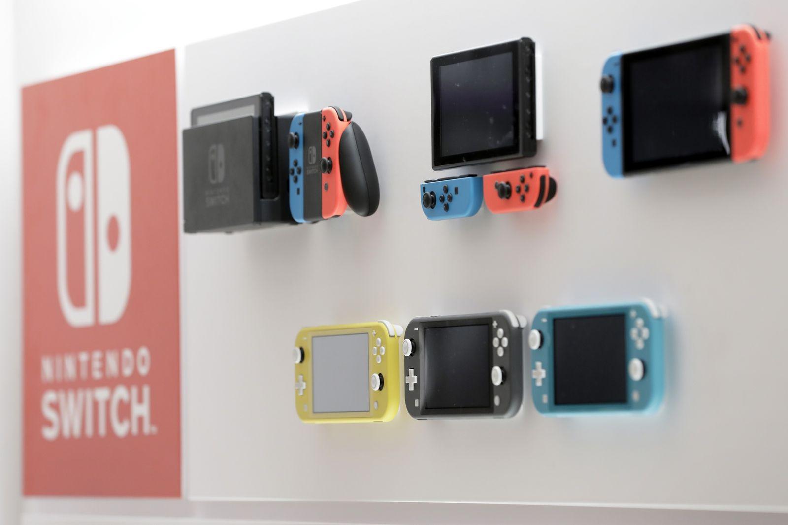 最快下周!新Switch公布在即/神海4登陆PC,索尼将加大中国市场投入