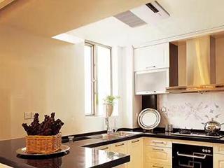 厨房能装中央空调吗?会因为油烟多成为摆设吗?怎么避免呢?