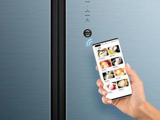搭载HarmonyOS的冰箱来啦,原来冰箱可以这么智能!