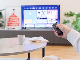 加速高端化转型,我国智能电视行业逆势崛起