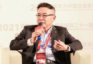 TCL创始人李东生:大陆5年后搞定5纳米芯片就已经很了不起了