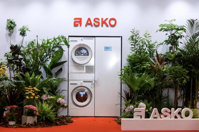 奢居美学 致臻启程 ASKO进驻郑州居然之家打造套系化家电新体验