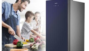 澳柯玛新品立式风冷冷柜上市首发