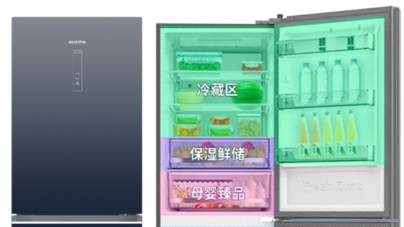 小尺寸大容量,澳柯玛新两门冰箱背后的故事