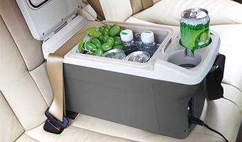 """走出冰箱市场的新路:""""移动版""""的车载冰箱"""