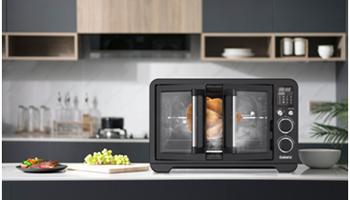 创新实力派,格兰仕对开门烤箱实力出圈
