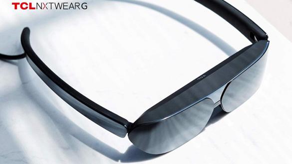 TCL在MWC 2021上发布NXTWEAR G智能眼镜