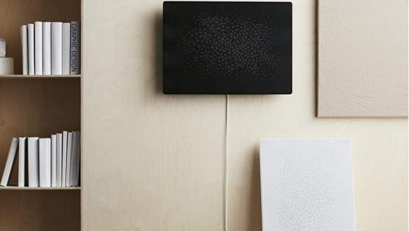 Sonos和宜家正式推出Picture Frame壁挂式音箱