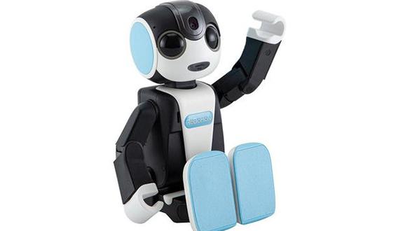 """夏普宣布新款""""宠物机器人手机"""" 售价约1.3万人民币"""