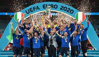 意大利逆转夺冠!海信新风空调携手盒马共同见证欧洲杯冠军之夜