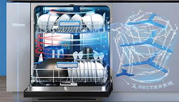 洗碗机上半年:延续强势增长,本土品牌加速崛起