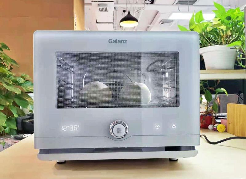 轻轻松松烹出好菜!格兰仕5122RW蒸烤箱评测