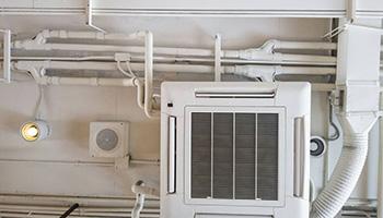 中央空调的清洗有哪些步骤?