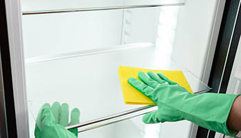 清洗冰箱三步走,学会这三步健康就离你不远了!