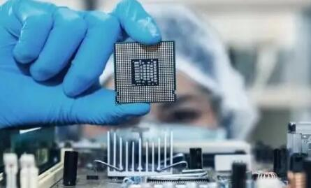 台当局批准台积电在大陆增产半导体材料