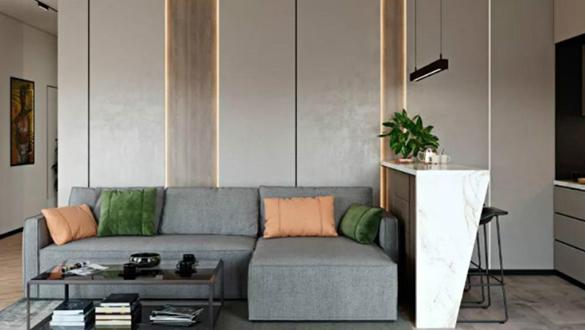 视觉提高房屋面积,给家电一个机会!