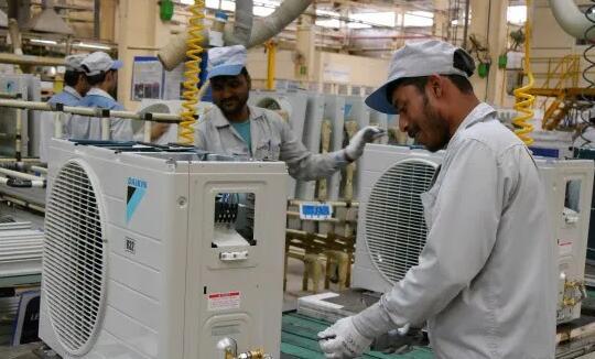 政府出台扶持政策,印度开始走上空调大国之路