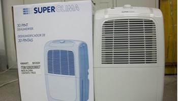 200万部空气除湿机因安全隐患在美国被召回
