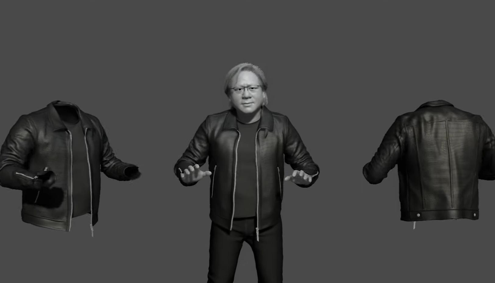 """看了NVIDIA的""""虚空发布会"""" 我只觉得害怕"""