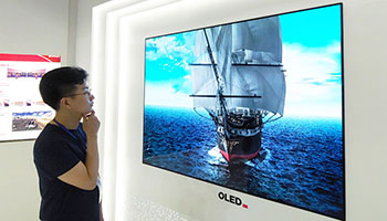 小米推二代OLED电视 中国电视市场加速向OLED转型