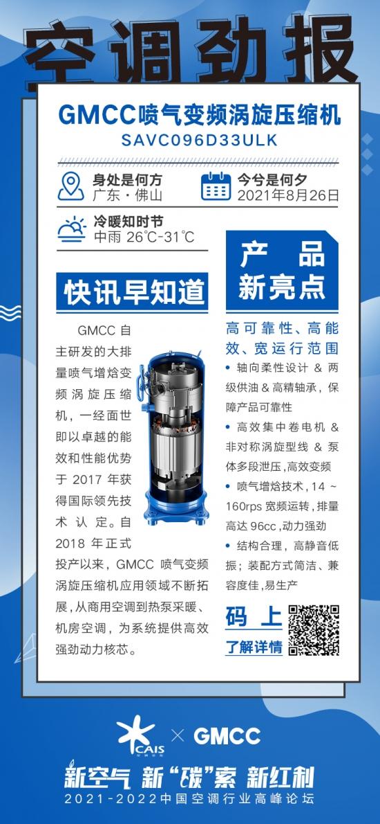 GMCC 8.26发