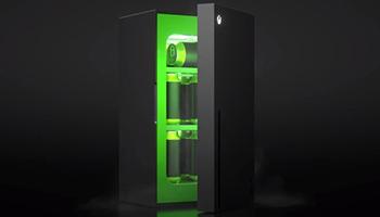 来罐快乐水!微软确认Xbox迷你冰箱有望今年年底发布