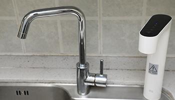 喝水也要学会做减法 小米即热净水器Q600评测