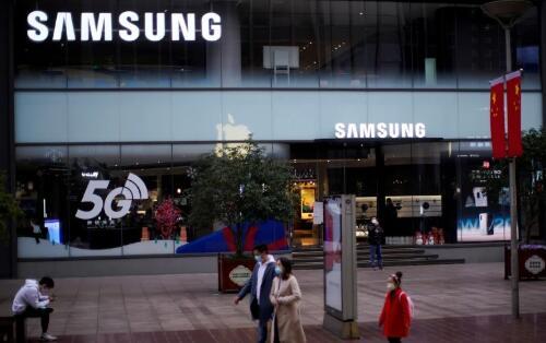 韩媒:三星和LG在洗衣机、冰箱等美国专利方面领先