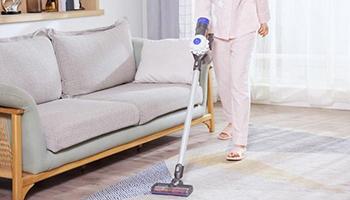 多场景满足家庭清洁需求 无线吸尘器受现代用户青睐