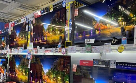 日经调查:京东方大型液晶面板出货额超 LG 显示器