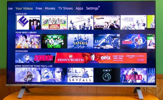 传亚马逊最早10月推出自有品牌电视:或由TCL代工