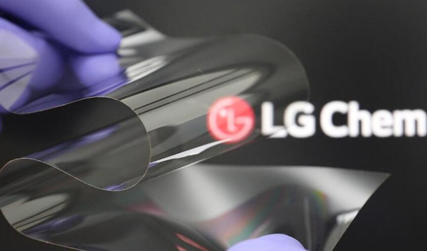 LG开发新型材料,号称硬度与玻璃一样但折起来像塑料