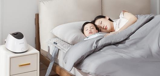 提高睡眠幸福感 庆东纳碧安恒温水暖床垫温暖你的床