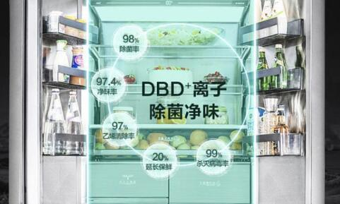 留住新鲜!海信真空·全金属冰箱带来应季食材储存完美方案