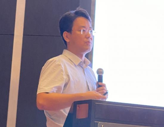 中国建材检验认证集团(陕西)有限公司常务副总经理张帆