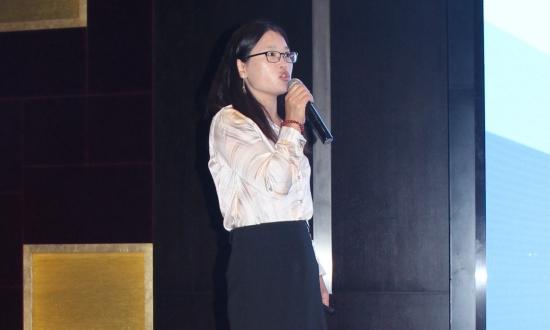 中国标准化研究院呼慧敏博士