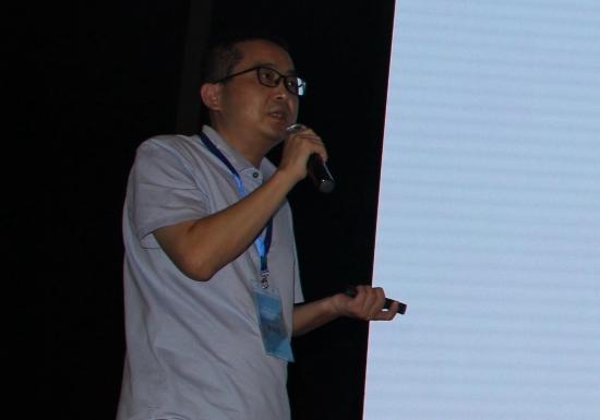 广州菱达新能源科技有限公司电气事业部总经理张元斌