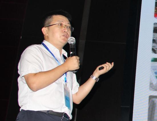 金发科技股份有限公司家电行业技术总经理唐磊