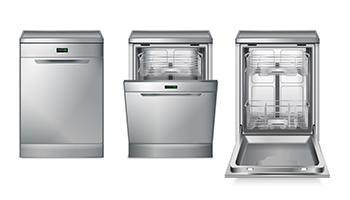 洗碗机逐渐走进中国家庭
