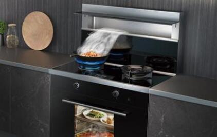理想厨房新标配,森歌i5独立蒸烤集成灶踏风而来!