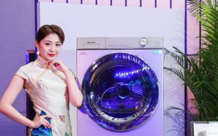 再获权威大奖,海信洗衣机惊艳2021中国洗衣机·干衣机行业高峰论坛