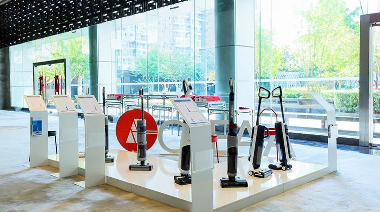 中国家用电器协会标准《家用和类似用途洗地机》正式发布