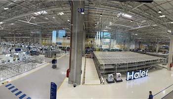 海尔智家土耳其干衣机工厂开业暨洗碗机工厂奠基