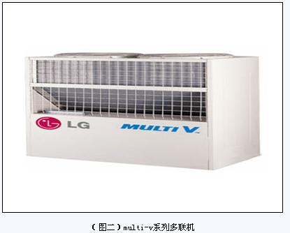 lg中央空调双热源空调系统的应用