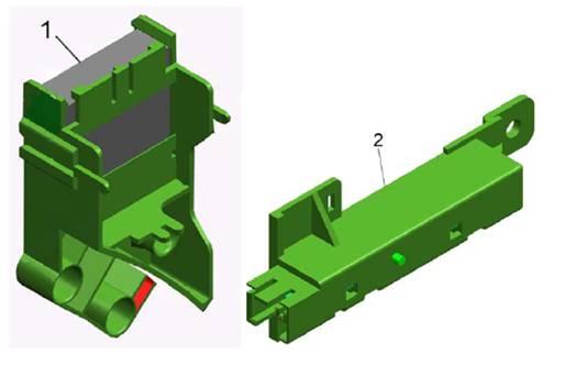 先进的三角定位技术,3个空气阻尼器,构成最稳定的地步结构设计