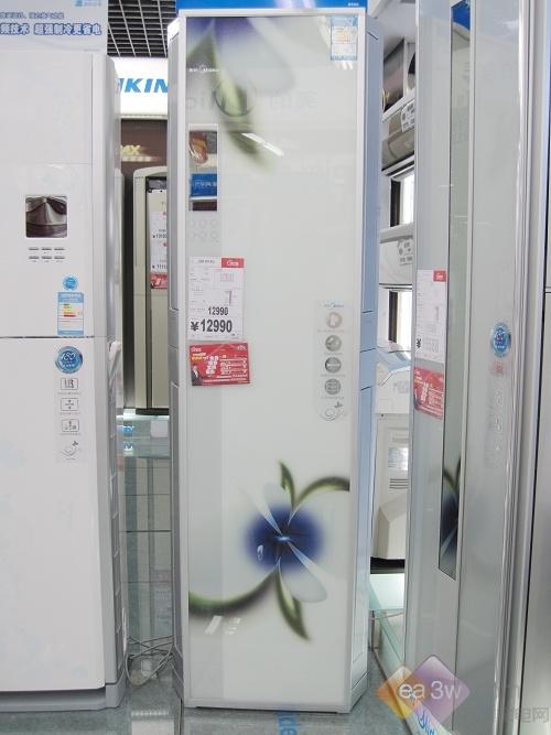 柜机首选 美的天钻星健康节能空调