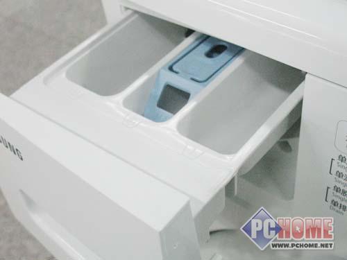 钻石内桶设计 三星滚筒洗衣机破3k卖