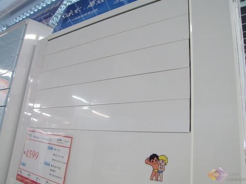 经典白板低价卖 海尔立柜空调4k卖