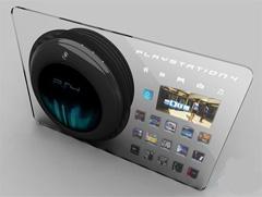 未来感十足 设计师眼中的PS4/X720/PSP2